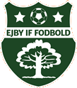 Logo Ejby IF Fodbold