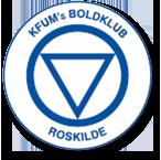 Logo KFUM BK, Roskilde