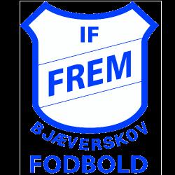 "Logo Bjæverskov IF ""Frem"""