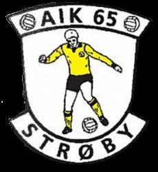 Logo AIK 65 Strøby Fodbold