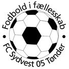 Logo FC Sydvest 05 Tønder