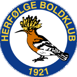 Logo Herfølge BK