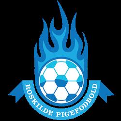 Logo Roskilde Pigefodbold